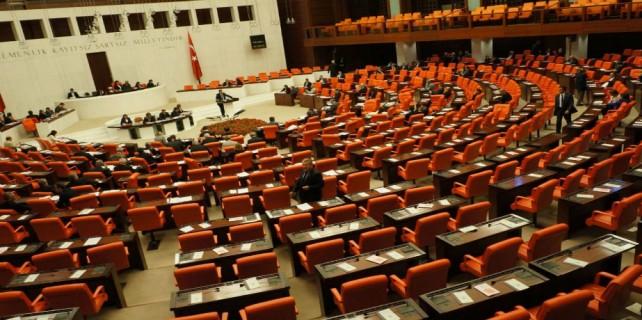 Meclis'in 1 saat çalışmasının maliyeti dudak uçuklattı