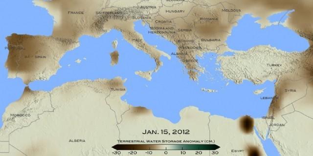 NASA: Türkiye son 900 yılın en kötüsünü yaşıyor!