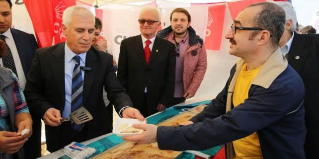 Anadolu'nun tatları Nilüfer'de