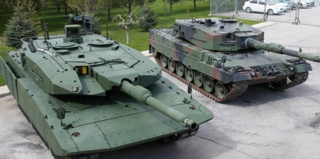 Bursa, Tank üretecek...
