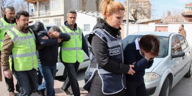 İthal hırsızlar Bursa'ya kaçarken yakalandı...