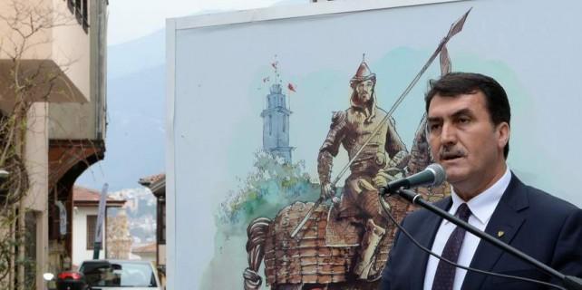 Osmangazi'de tarih ayağa kalkıyor...