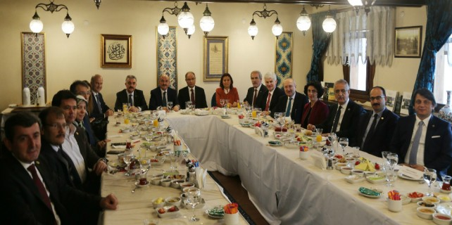 Başkentte Bursa zirvesi
