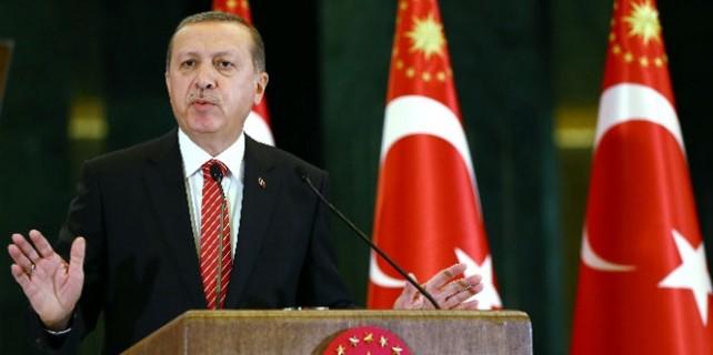 Erdoğan'dan yeni anayasa açıklaması!