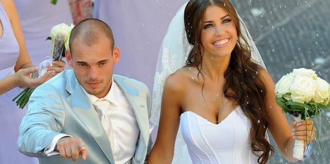 Sneijder'in eşi Yolante Cabau 3 bin 600 kızı fuhuştan kurtardı