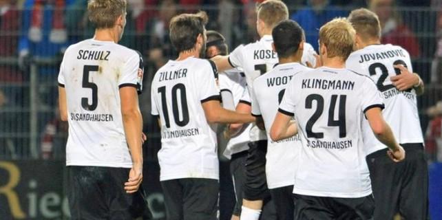 Federasyondan şok karar!Alman kulübünün sponsoru genelev!