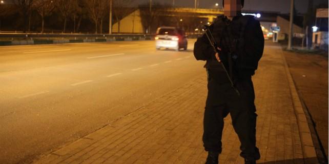 İstanbul polisi alarma geçti!