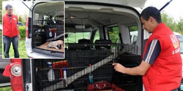 Hayvanseverlerin tercihi: 'Pet' taksi