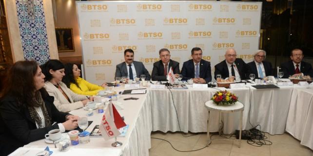 BTSO açıkladı : Türkiye'de 2 bin OSGB var