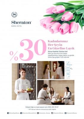 Shine Spa Bursa - Dünya Kadınlar Günü