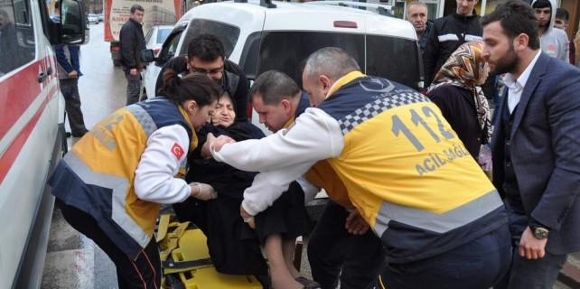 Bursa'da kazalar bitmiyor...