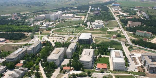 Uludağ Üniversitesi şantiyeye dönecek...