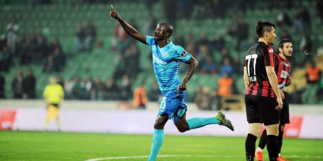 Bursaspor'un en hırçını...