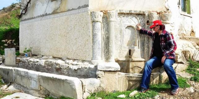 Bizanstan günümüze geldi...Zamana direniyor
