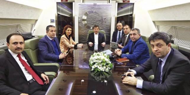 Davutoğlu AB ile pazarlığın perde arkasını anlattı...