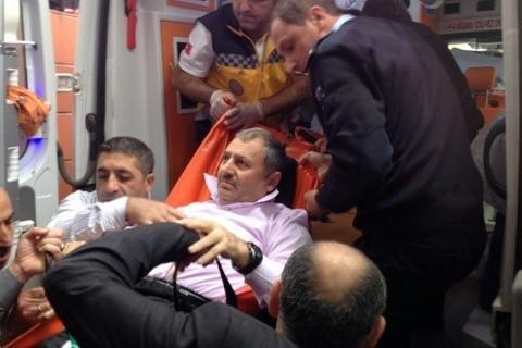 Belediye başkanına saldırıda karar çıktı...