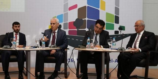 Bozbey Nilüfer'i Ankara'da anlattı