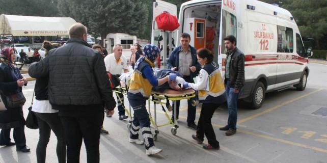 Bursa'da kahreden kaza...Selfie yaparken 30 metreden düştü