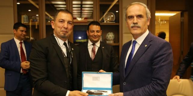Bursa'ya havacılık okulu