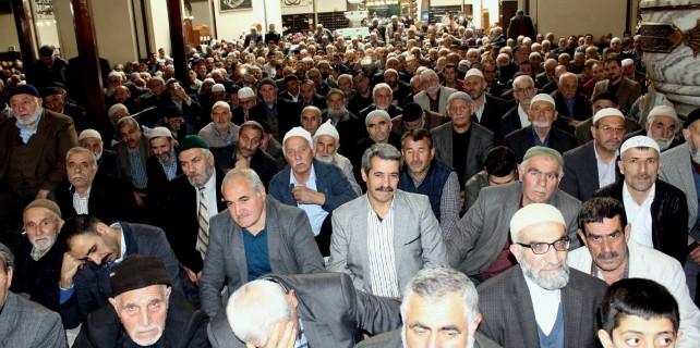 Bursa'da şehitler için 24 bin hatim