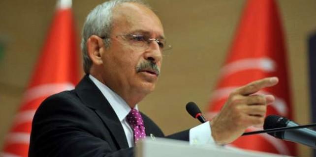 Kılıçdaroğlu: Ama ve fakat demeden lanetlenmeli!