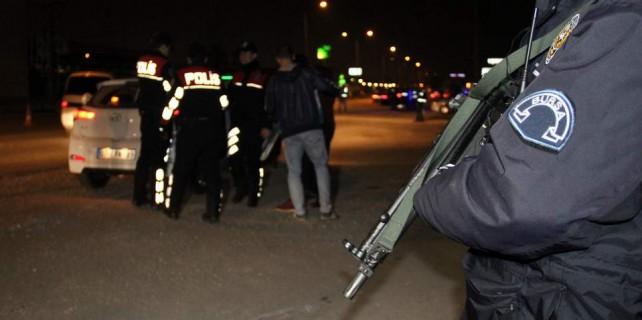 Ankara saldırısı Bursa Polisi'ni de alarma geçirdi...