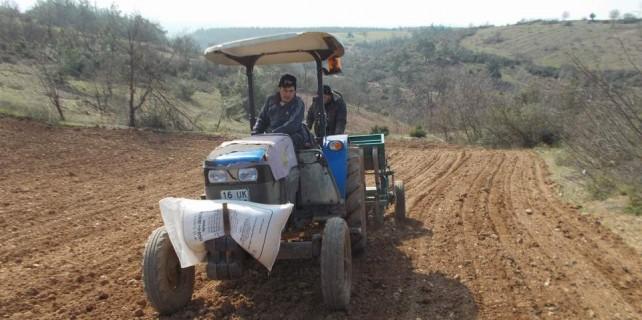 Bursalı çiftçilere 15 trilyonluk destek...