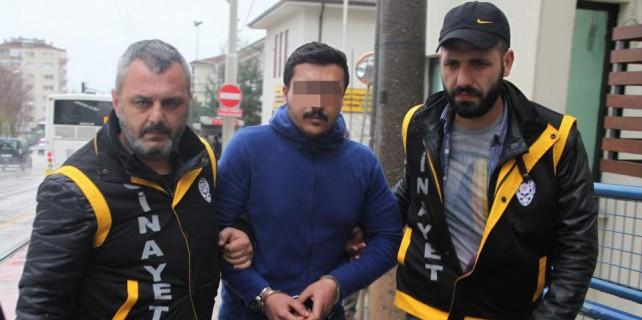 Bursa'da eniştesine kurşun yağdırdı...