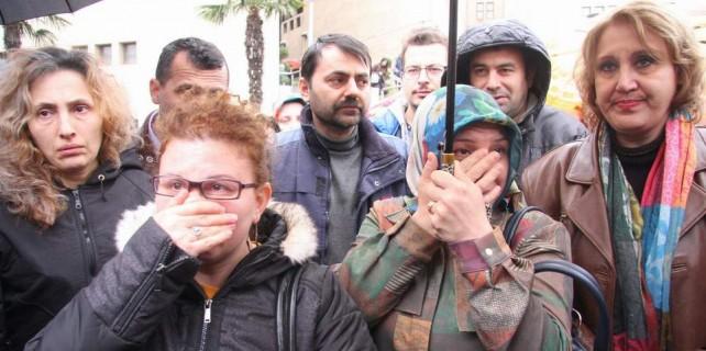 Uludağ İnşaat davasında ceza yağdı, gözyaşları dinmedi