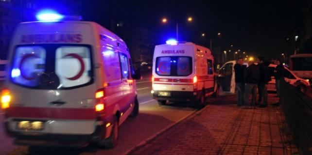 Bursa'da facia...Fabrikanın buhar kazanı patladı...İşçi öldü