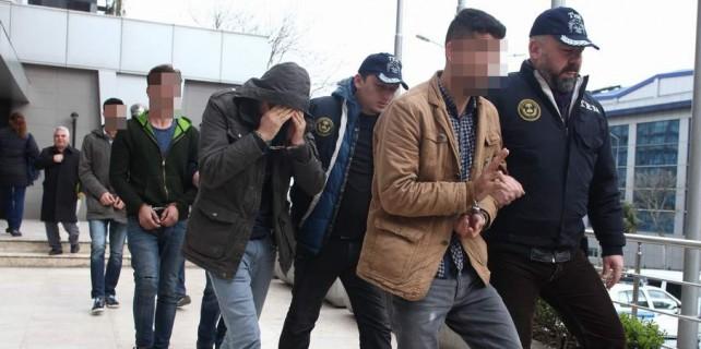 Bursa'da PKK'nın gençlik yapılanması çökertildi...