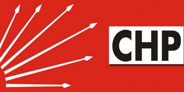 CHP'den şok istifa...