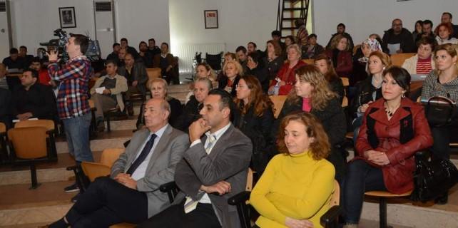 Bursa'da petshop sahiplerine ders