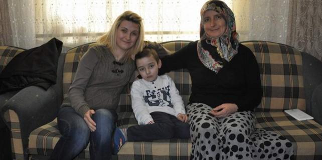 61 ameliyat geçiren Kayra'yı yardımlar hayata bağlayacak