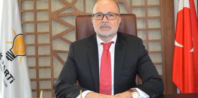 Ak parti Osmangazi ilçe başkanı Ali Yılmaz: