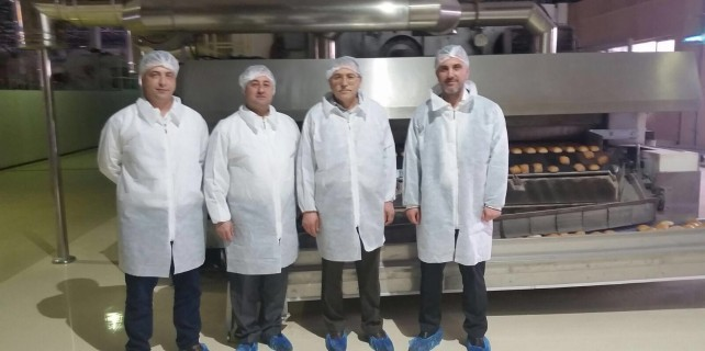 İstanbul Halk Ekmek'in BESAŞ ziyareti