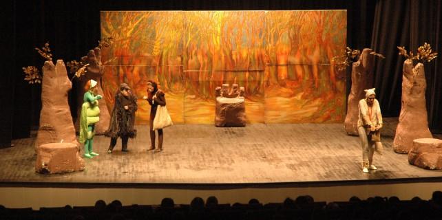 BOSCH Çevre Çocuk Tiyatrosu miniklerle buluşuyor