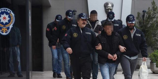 Bursa'da terör operasyonu: 12 gözaltı...