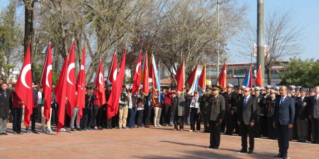 Mudanya'da 18 Mart Zaferi kutlandı