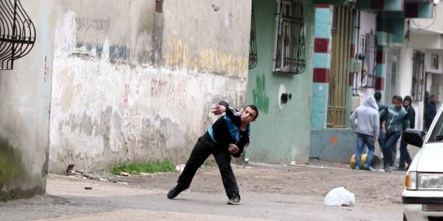 Bursa'da olaylı nevruz