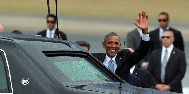 Obama'dan 88 yıl sonra bir ilk...