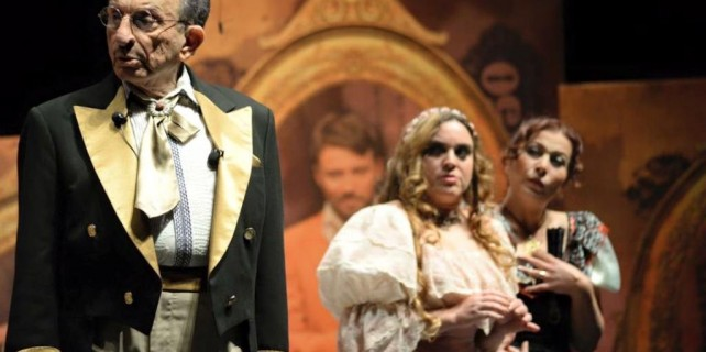 Tiyatronun kalbi Nilüfer'de atacak