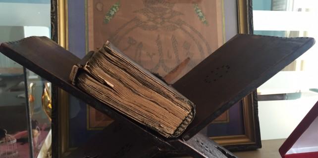 200 yıllık el yazması Kur'an-ı Kerim çalındı
