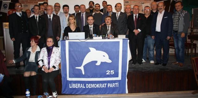 LDP beşinci parti olmayı hedefliyor