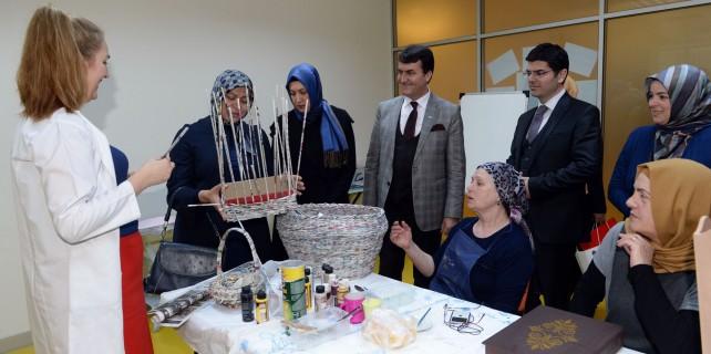 Sosyal belediyecilikte Osmangazi örnek oldu