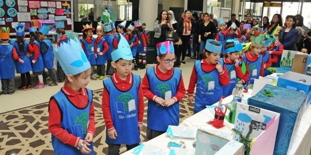 Dünya Su Günü'ne renkli kutlama