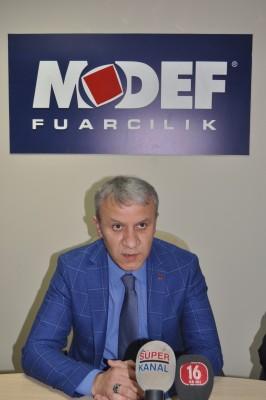MODEF'TE GERİ SAYIM BAŞLADI