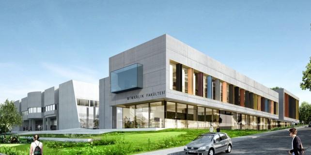 Büyükşehir'den Üniversite'ye Mimarlık Fakültesi