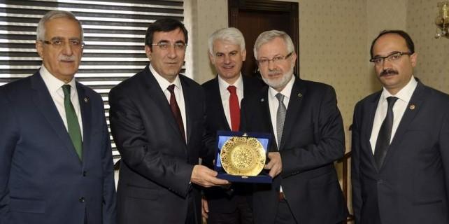Kalkınma Bakanı'ndan Uludağ Üniversitesi'ne destek...