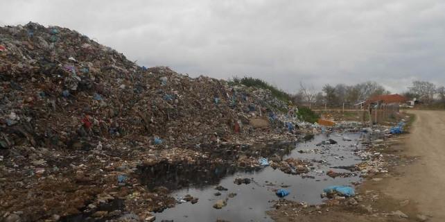 Bursa'da çöp dağları yeşil alan oluyor...